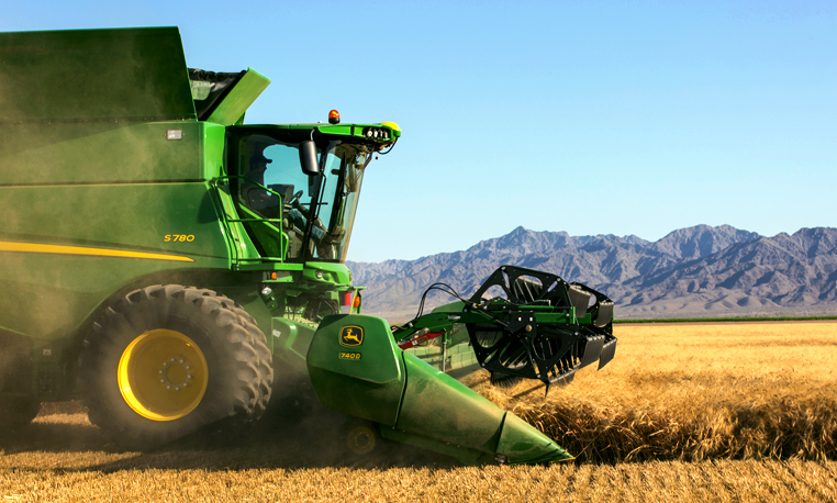 recommended solution implementation and justification of john deere Deere & company has signed a definitive agreement to acquire blue river technology  john deere recognizes the said john may, president, agricultural solutions.