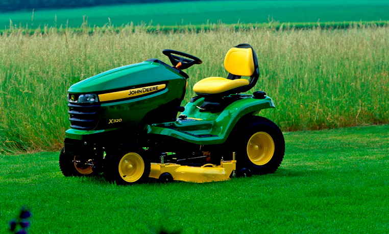 X300 Series lawn Tractor
