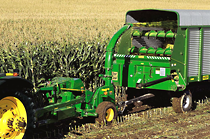 3975 Forage Harvester