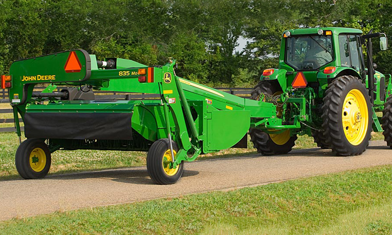 Hay and Forage Equipment │ 800 Series Mower-Conditioners