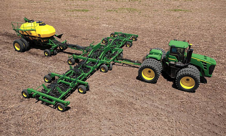 John Deere Air Seeding Planting And Seeding Equipment