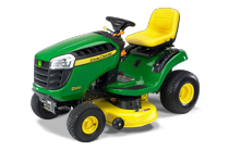 D120 Lawn Tractor