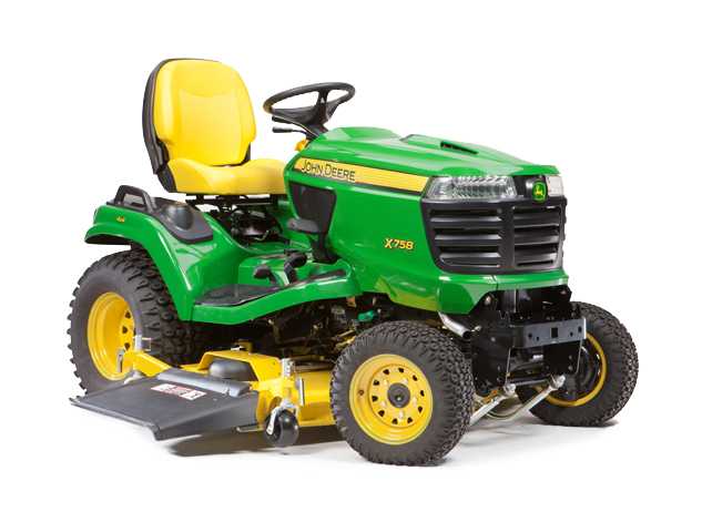 diesel riding lawn mower x758 signature series john deere us rh deere co za John Deere X530 John Deere X758 Attachments