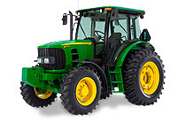 6115D Utility Tractor